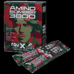 ボンバーこと中澤選手と共同開発「JUCOLA」驚異の回復「AMINO BOMBER® 3800」
